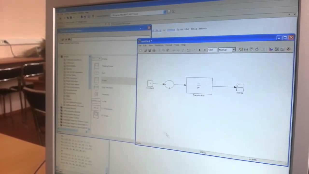 Matlab Основи на автоматизацията ТУ-Варна - YouTube