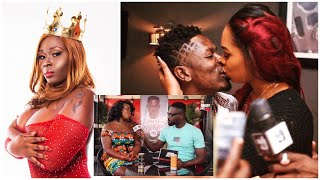 Shatta Wale and I had so much S£x whiles dating Shatta Michy...Goddess Ginger talks about Affair