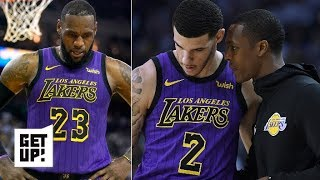 How LeBron's injury puts pressure on Lakers | Get Up!