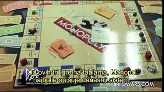 Alex Jones - Šah, Riziko, Monopol i Al Kaida.