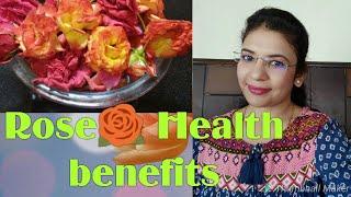 Rose Petals: Benefits and Uses. II BAAT PATE KI II