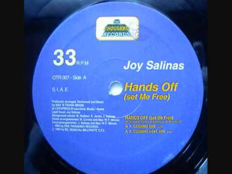 Joy Salinas - Hands Off - Set Me Free