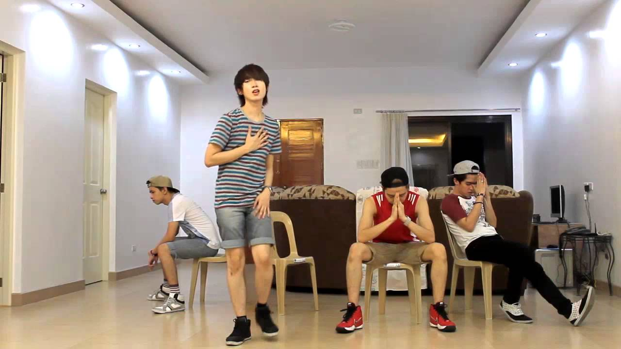 Faceoff Just One Day Bts Dance Practice Cover Youtube