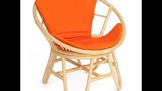 Стильные кресла из ротанга для дома(, 2014-09-03T11:23:39.000Z)