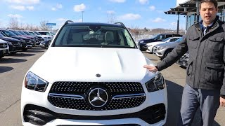 2020 Mercedes-Benz GLE450 4MATIC Tour With Bryan
