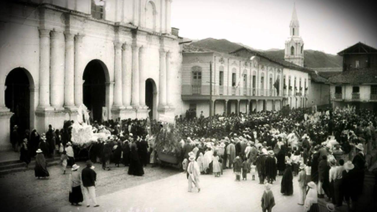LOJA - ECUADOR (ANTES Y DESPUÉS) SANTIAGO ERRAEZ