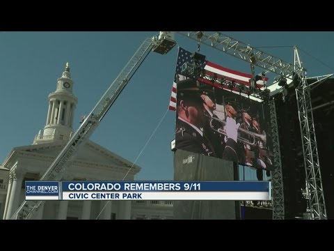 Colorado remembers victims of 9/11 attacks