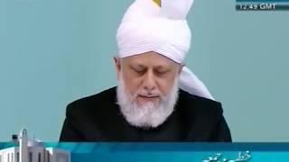 Cuma Hutbesi Türkçe tercümesi 3 June 2011 - Islam Ahmadiyya