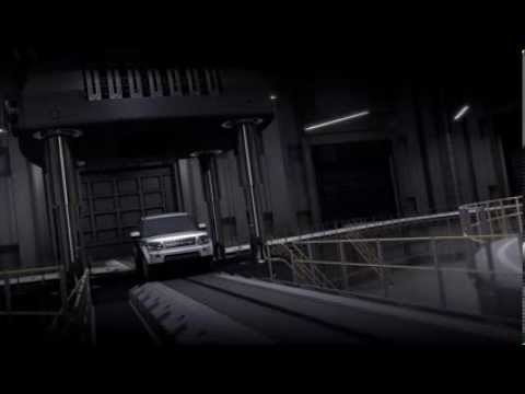 Jaguar Land Rover Recruitment commercial for cinema
