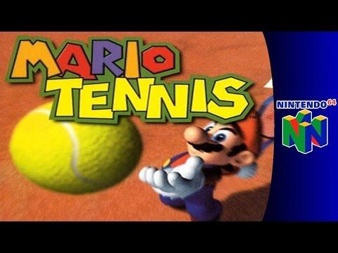 Download Youtube: Nintendo 64 Longplay: Mario Tennis