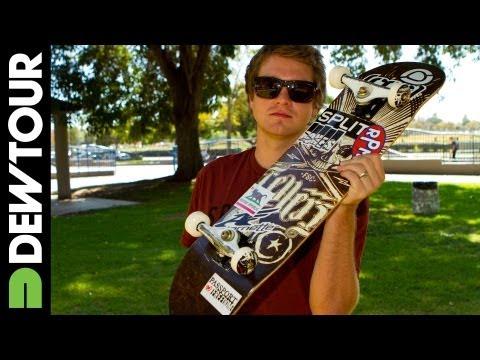 Skateboard Setup Breakdown with Dew Tour Pro Sierra Fellers, Alli Sports
