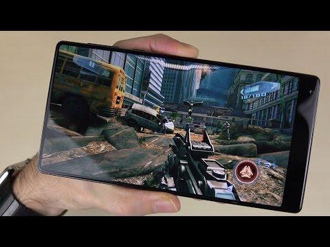 Xiaomi Mi Mix İncelemesi   Rüya Telefon Testte