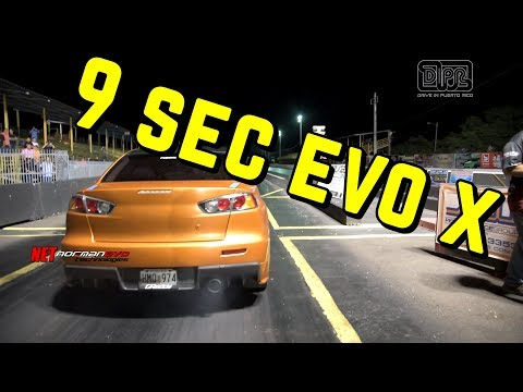 9 SECOND EVO X By NET Norman Evo Technologies