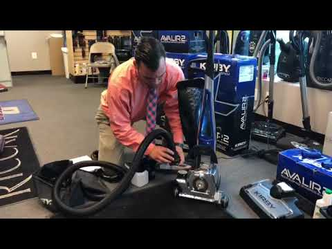 How To Use Kirby Attachments Kirby Avalir 2 Review Kirby Accessories Local Kirby Dealer Youtube