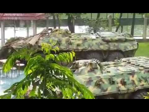 Dhaka Attack protest by Bangladesh Army 2nd july 2016