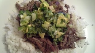 Jamaican Jerk Slow Cook  Beef Or Mexican Barbacoa