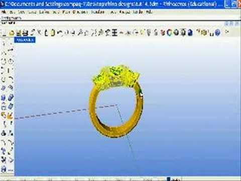 pat schmidts secrets to jewelry design using rhino software YouTube