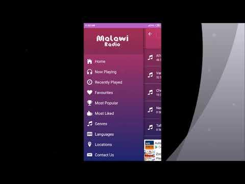 A2Z Malawi FM Radio   150+ Radios   Music & Songs