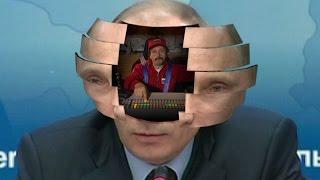 Johannes Schlüter ist der Putin-Pilot | extra 3 | NDR