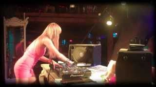 Dj Hanna ( Хотельникова ) - AMSTERDAM club (Ukraine)