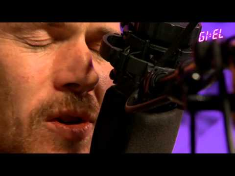 Damien Rice  9 crimes acoustic @ GIEL 3FM