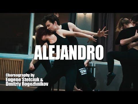 Lady Gaga / Alejandro / Original Choreography