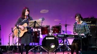 岩手大学うたごえサークル spica 2014.11/16 いわて若者文化祭@プラザお...