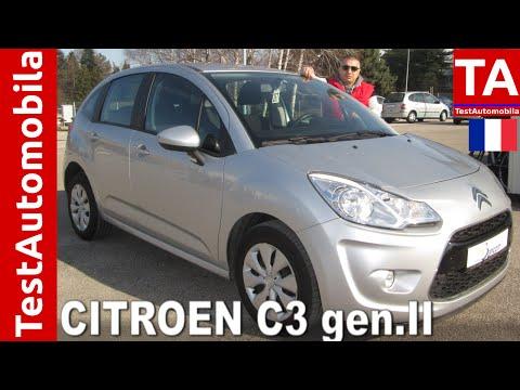CITROEN C3 II 1.4 HDi 2012 - TEST