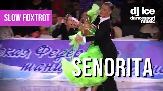 SLOW FOXTROT | Dj Ice - Senorita (Shawn Mendes Cover)