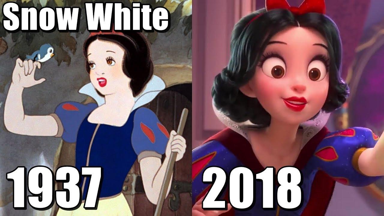snow white original story pdf