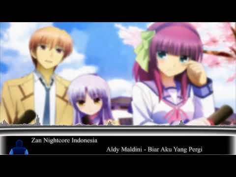Biar Aku Yang Pergi - Nightcore Indonesia