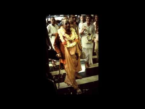 Srila Prabhupada -- Darshan continued from audio file #23 plus Bombay (Hindi lectures) HL24