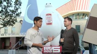 Big Hero 6 (2014) Exclusive: Ryan Potter (HD) Scott Adsit, Ryan Potter