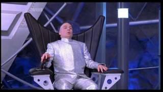 Dr Evil - frickin rotating chair