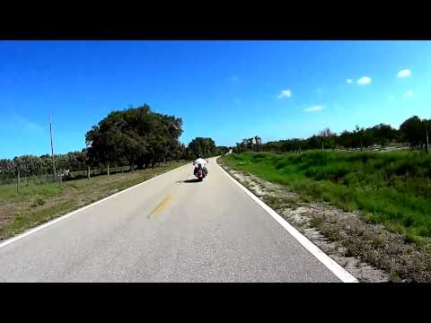 Scenic Motorcycle Rides Of The Best Back Roads In Florida - By Finz Finds