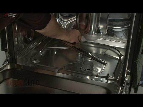 Heating Element - Whirlpool Dishwasher Repair Model #WDF550SAFS