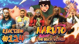 Naruto - Episode 124 The Beast Within - Reaction