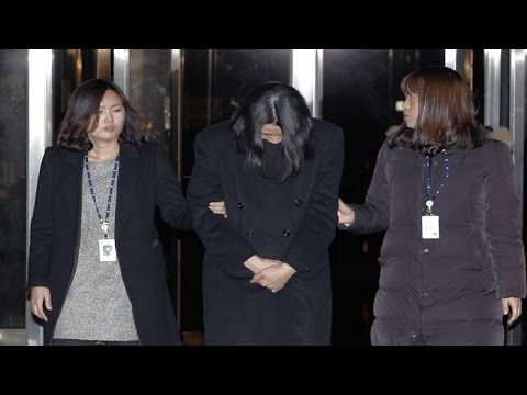 Korean Air Executive On The Run Because Of Nut Incident