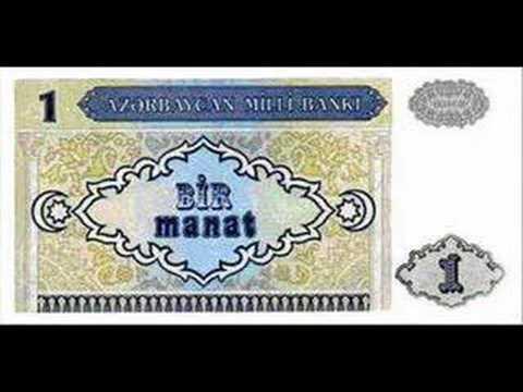 Azerbaijanian Currency