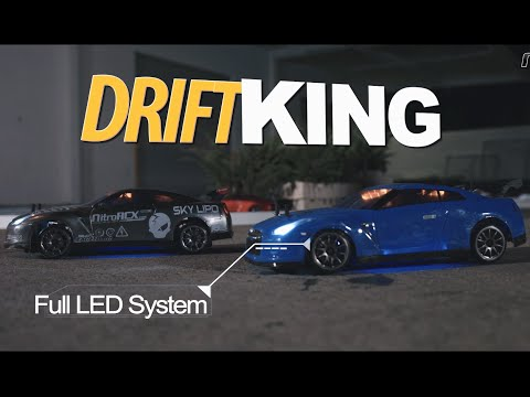 Exceed Drift King RC Drift Cars LED Headlight