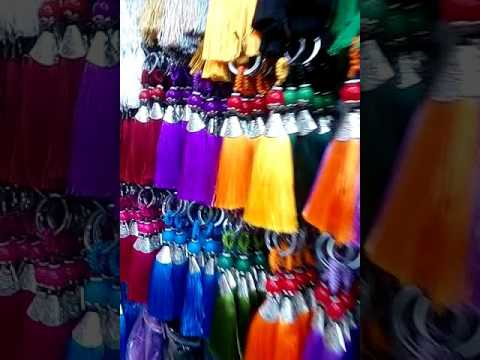 China Fabrics and Clothes Accessories Wholesale Market