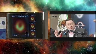 Proyecto Event Horizon Telescope EHT Para Capturar La Primera Imagen De Un Hoyo Negro