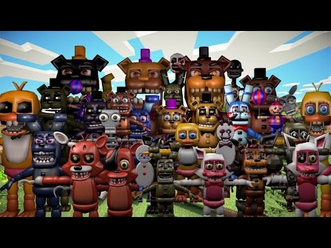 FNaF World - EveryDownload