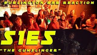 "The Mandalorian S1E5 ""THE GUNSLINGER"" // BURLINGTON BAR REACTION"