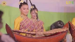 Music Of 2018 Wwd Laos Opening Performance Khaen Ra Nat Phin Kong Youtube