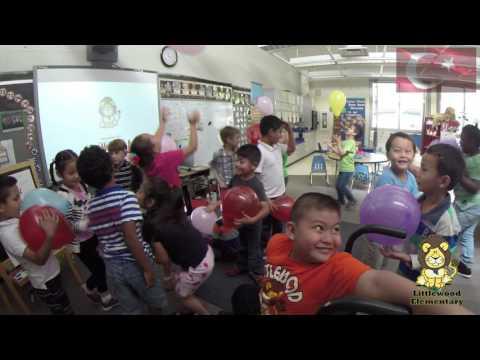 Littlewood Elementary School'da 23 Nisan Co?kusu