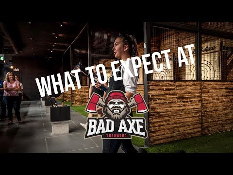 Axe Throwing Dallas | Book Your Event Today