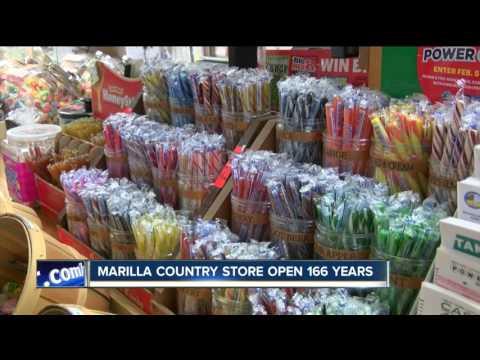 Marilla Country Store