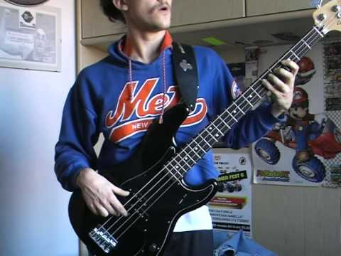 Mark Ronson - Daffodils Feat. Kevin Parker (Bass Cover)