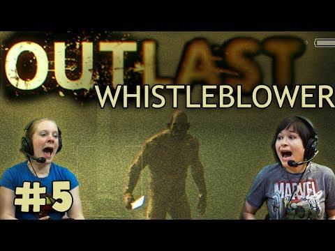 FRIGHT NIGHT - Outlast Whistleblower DLC - Old Friends (#5)